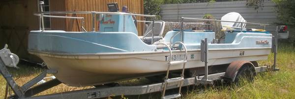 Skeeter Sweet Thing Deck Boat - $1500 (Diana, Texas)