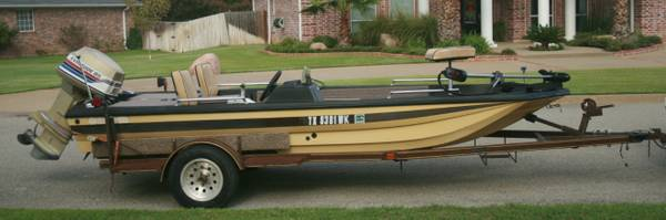 Fishing Boat for Sale - $3950 (WHITEHOUSE)