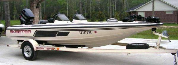 1996 Skeeter ZX 150 SP Bass Boat - $6000 (South Tyler)