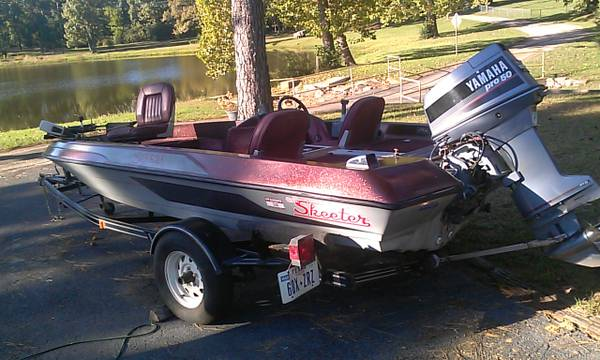 16 ft skeeter sd80 - $2650 (longview)