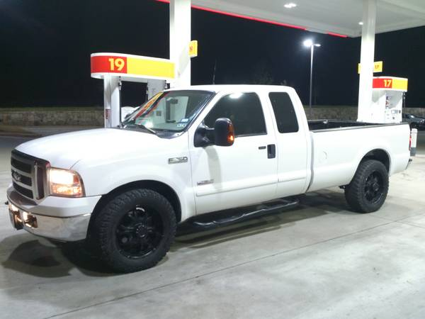 trade 2006 ford f250 diesel for pairs jet ski or jet ski or bass boat -   x0024 10000  pollok  tx