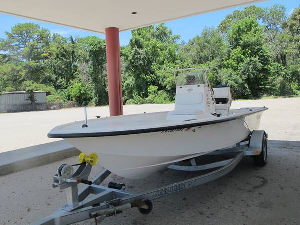 2006 CENTER CONSOLE MAKO 181 - $11700 (PALESTINE)