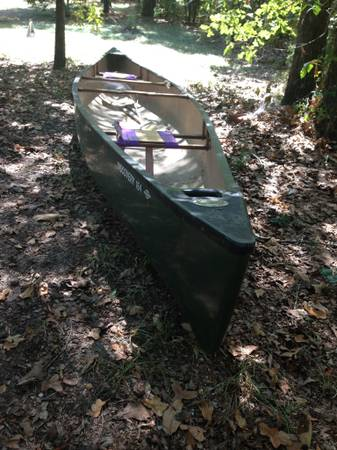 old town discovery canoe 17 ft ( CHEAP ) - $150 (Chandler )