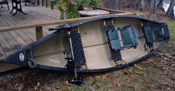 Old Town Discovery Sport Canoe For Sale