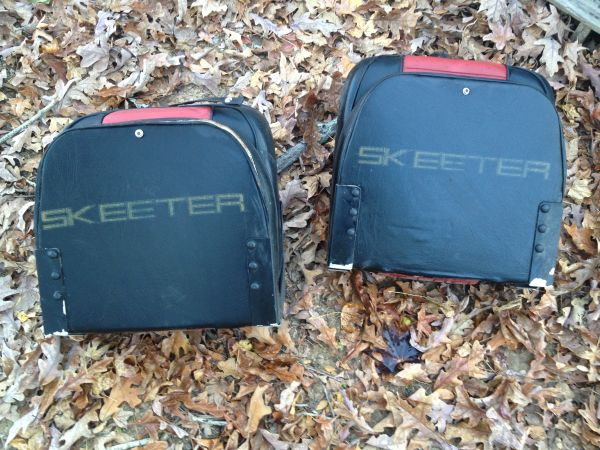 Skeeter Boat Seats - $100 (Longview )
