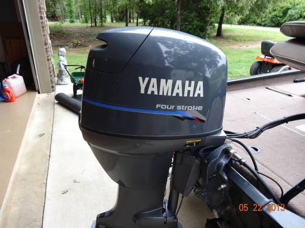 2001 Xpress Bass Boat 4 Stroke Yamaha - $6900 (Coffee City, TX)