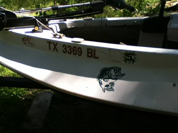 super skeeter bass boat - $1600 (jefferson,tx)