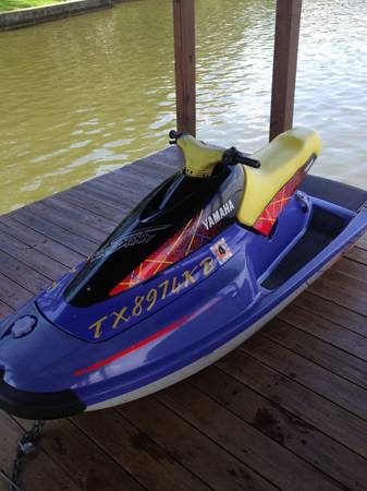 1993 yamaha waveblaster for sale for Yamaha tyler tx