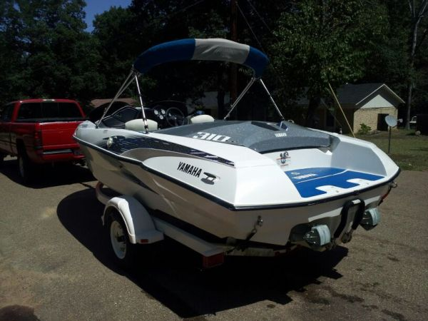 01 yamaha XR1800 limited edition 310 hp boat - $8700 (linden tx)