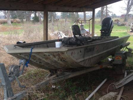 2001 xpress duck boat - $5500 (longviewkilgore)