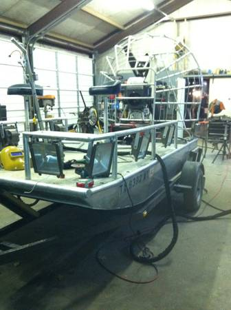 Mini Airboat Engines