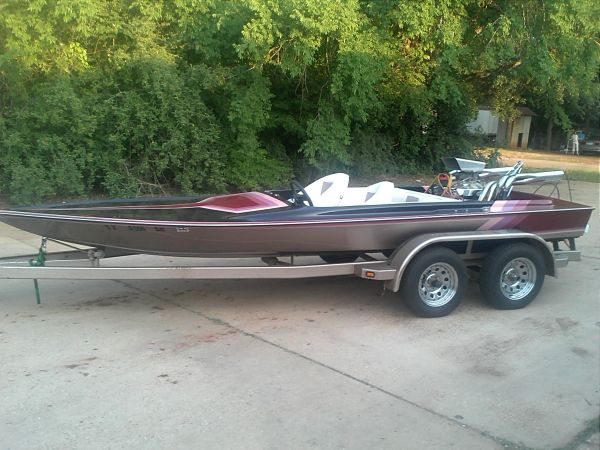 jet boat loud and fast - $6000 (san augustine )