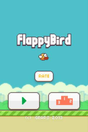IPhone 4S w  flappy bird   -   x0024 850