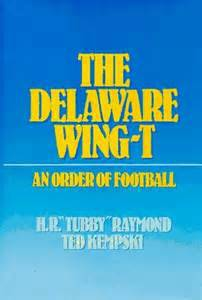 delaware wing-t  an order of football -   x0024 500