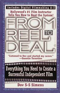 Filmmakers From Reel To Deal by Dov S-S Simens Brand new condition -   x0024 5  Tyler