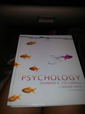 english 1302 and psychology book - $40 (Tyler,TX)