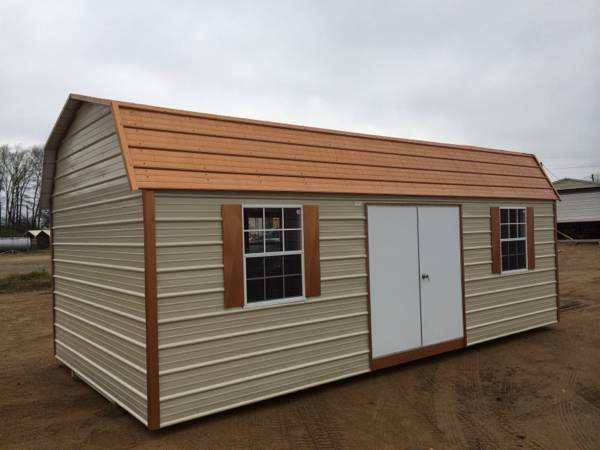 Portable buildings longview tx for sale for Cabin builder texas