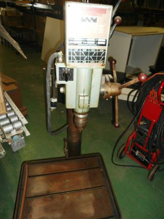 Wilton Drill Press Commercial HD - $500 (Athens TX)
