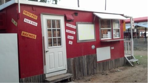 CONCESSION STAND FIRST MONDAY - $7500 (Canton, TX)