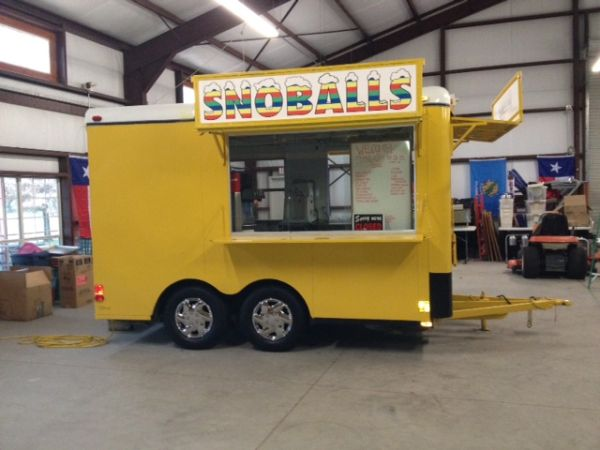 Concession Trailer - $11500 (Mineola)