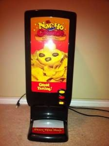 NACHO CHEESE DISPENSER MACHINE COMMERCIAL OR RESIDENTIAL CONCESSION - $350 (longview)