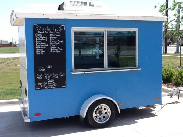 Shaved Ice  Snow Cone Trailer with Southern Snow Shaver - $14000 (McKinney TX)