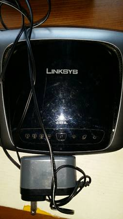 linksys router -   x0024 30
