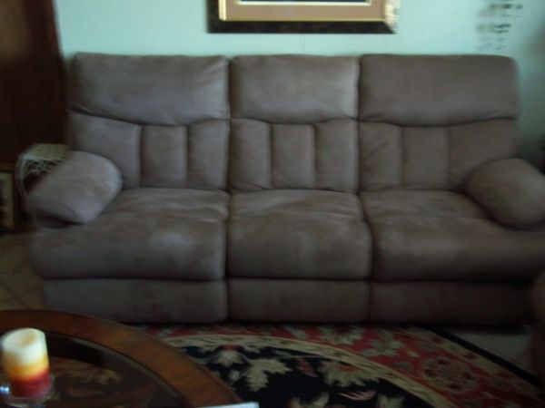 Couch and Loveseat - $500 (Overton)