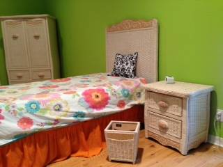 Girls 2 Bedroom Set Jamaica Collection Wicker From Pier One 495 Tyler Furniture