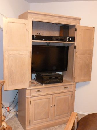 Entertainment Center - $375 (Mabank)
