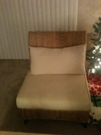 Pier One Brand Seagrass Chair(s) - $125 (Tyler, TX)