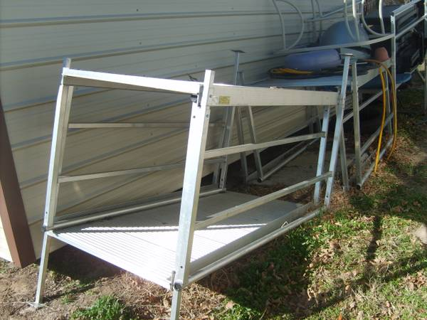 portable wheel chair ramp -   x0024 3500  GUN BARREL CITY