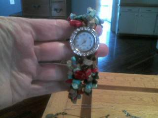 Costume jewery 3 watches    moving clearing out -   x0024 10  Tyler