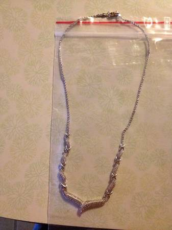 1ct necklace and braclet  -   x0024 400