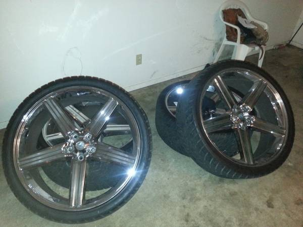 26 iroc rims for sale r trade for 6 lug 26 rims are - $1300 (paris tx)