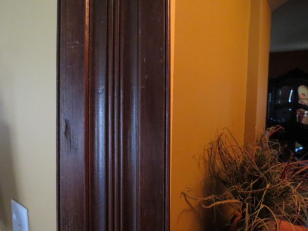 Over 450 ft of Salvaged 1890 Victorian Trim Molding  More - $800 (Henderson)