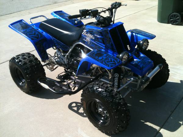 Yamaha banshee upgrades espotted for Yamaha tyler tx