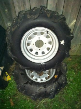 ITP Dune Star-ATV Sand Tires - $100 (Longview,TX)