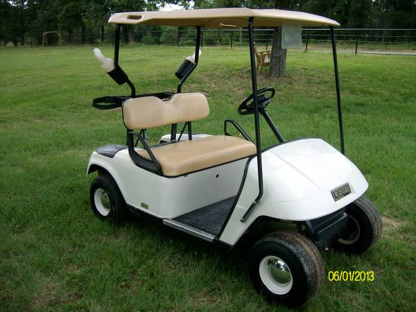 Golf Cart ....2006 EZ GO PDS - $1775 (Athens,Tx)