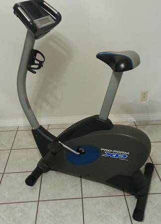 ProForm XP Exercise Bike - $100 (Whitehouse)