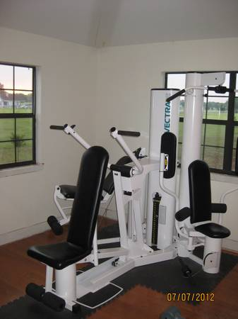 VECTRA 1600 Ultimate Home Gym - $1750 (Canton, TX)