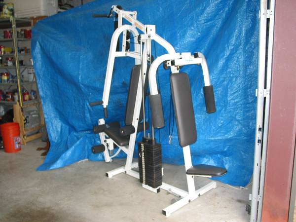 Parabody EX350 Home Gym workout - $200 (Athens)