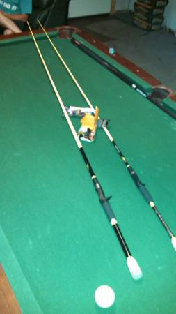 Wright  McGill (Skeet Reese Edition) Fishing Rods - $150 (jacksonville)