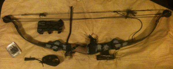 Pearson Cherokee Bow - $100 (Lindale)