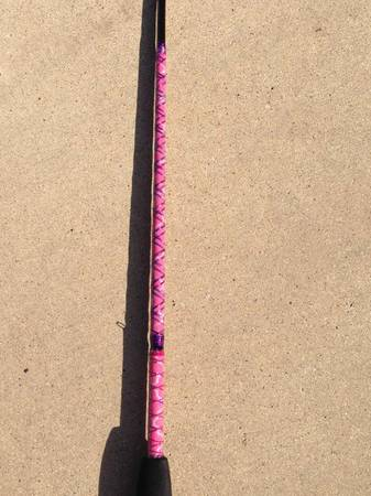 Custom wraped uglystick  -   x0024 100