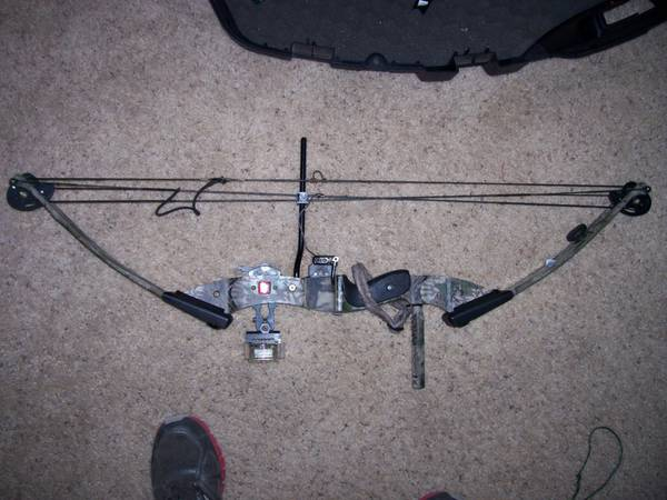 PSE Beast compound bow - $350 (Gilmer)