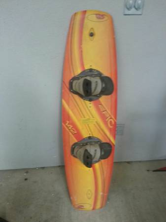Wakeboard - Blindside Epic 142 - $75 (Winnsboro, TX)