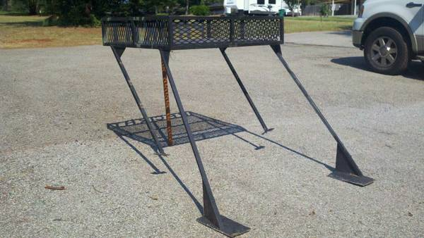Duck Hunting Boat Rack - $160 (Whitehouse  TX)