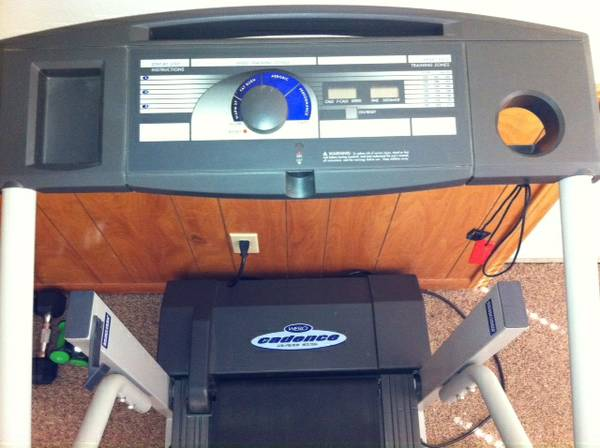 Treadmill - Weslo Cadence 340 CS - $100 (White Oak)
