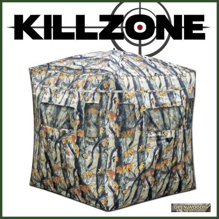 Killzone pop up blind -   x0024 120  Lindale